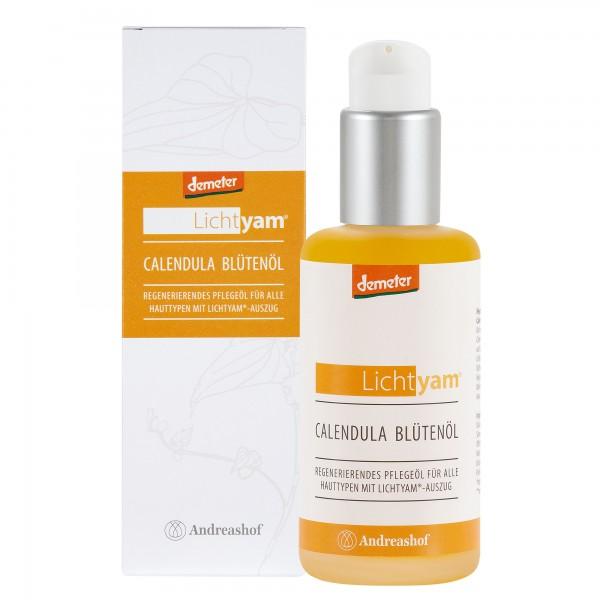 Lichtyam® Calendula Blütenöl