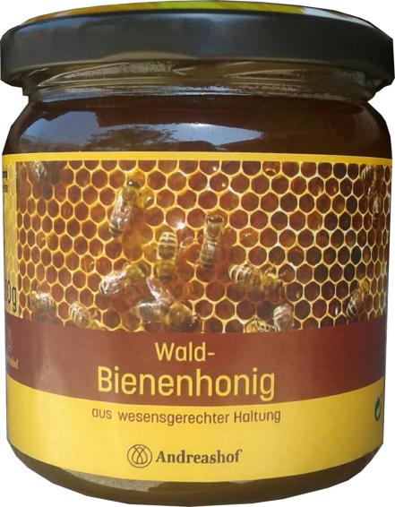 Wald-Bienenhonig