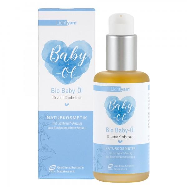 Lichtyam® Bio Baby-Öl 100 ml