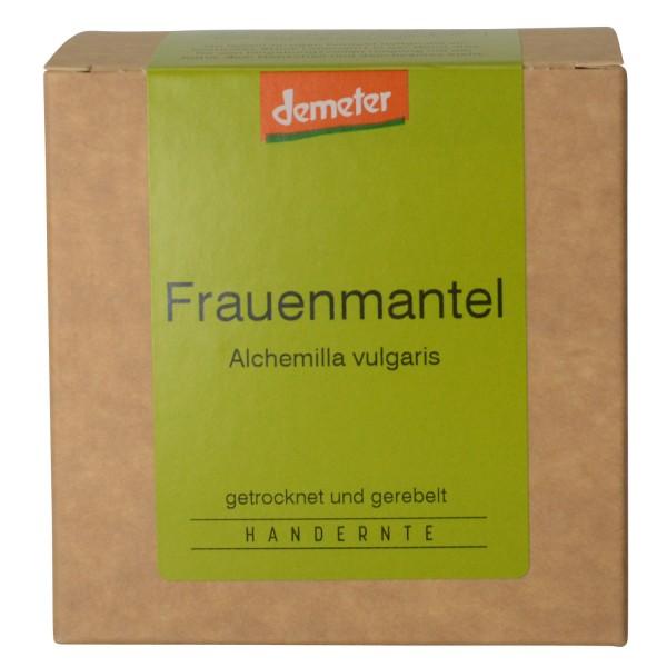 Frauenmantel (Alchemilla vulgaris) Würfelverpackung