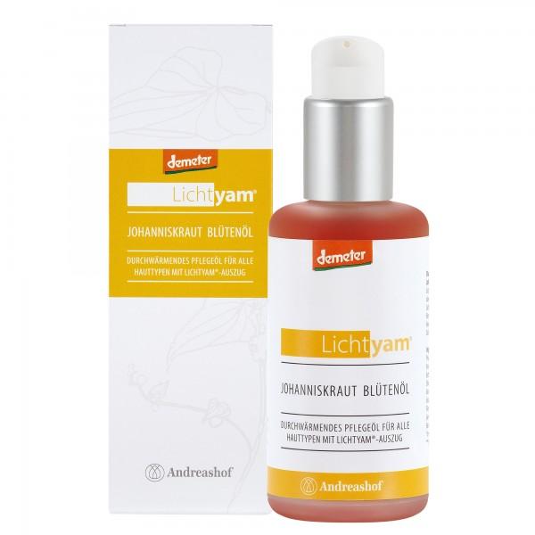 Lichtyam® Johanniskraut Blütenöl
